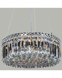 Crystal Lighting Hanging Chandelier Pendants Lights Rotondo Lode International