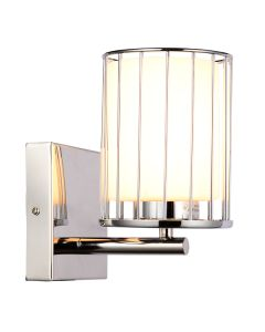 Royal Wall Lights Chrome Glass Luxury Bracket Lighting