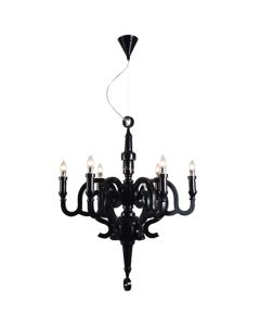 Pendants Lights Lighting Moooi Black Paper Chandelier Replica Studio Job