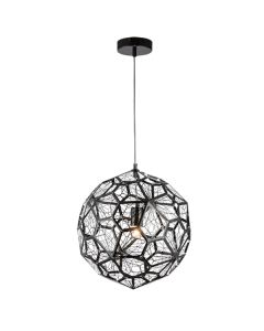 Replica Tom Dixon Pendants Lights Black Etched Sphere Lighting Modern