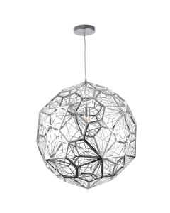 Replica Tom Dixon Pendants Lighting Etched Web Lights Stainless Steel