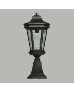 Tilburn Exterior Lighting Pillar Mount Lights Lode International Brick Post Top