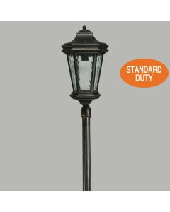 Tilburn Outdoor Post Lights Bollard Exterior Lighting Traditional Driveway