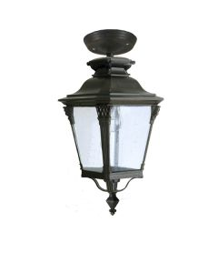 Transit Bronze Small Under Eave Lighting Traditional Period Exterior Lights Lode International