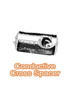 Cross Spacer Conductive Trapeze Lighting Commercial Ceiling Shop Window Light